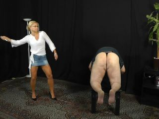Cruel Mistresses - Mistress Zita - Strong Woman With A Horsewhip