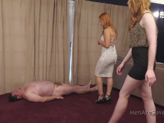 Men Are Slaves – What Did You Learn Today. Starring Lady Edyn and Goddess Katy | goddess katy | femdom porn almost femdom