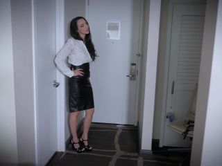 public femdom Stella Liberty – Tinder Dates Never Measure Up , verbal humiliation on role play