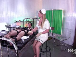 Cbt – VICIOUS FEMDOM EMPIRE – Deep Sounding – Lexi Sindel   ballbusting and cbt   femdom porn gag fetish