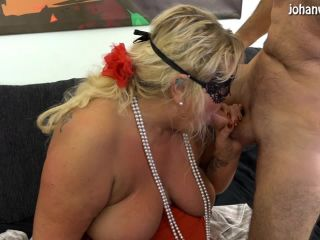 Wilma - Anal DP BBW