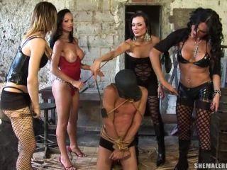 Kalena Rios – ShemaleRevenge.com with Adriana Rodrigues, Carla Novaes …,  on college porn