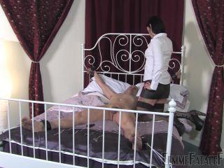 FemmeFataleFilms: Mistress Suki - Stress Toy, lady sonia femdom on pussy licking