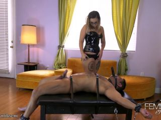 FemdomEmpire - Your Cock is Mine! - Red August(Fetish porn)