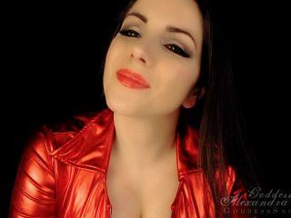 Goddess Alexandra Snow – The Super Cock is Bigger Than Ever | joi | fetish porn big boobs femdom