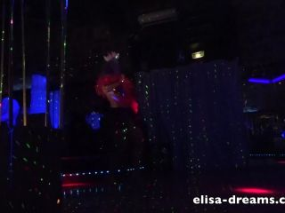 Elisa Exhib - Married Wife gets fucked by some guys in a club [FullHD 1080P] - elisa-dreams - milf porn hentai oral sex
