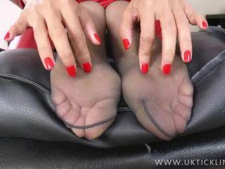 Uk Foot Tickling