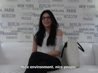 CzechAV - CzechCasting presents Klaudie  on czech porn