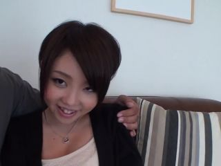 NUKIMAX035 Short-haired super cute girl and fit MAX! I am very excited ...
