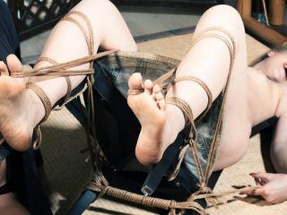 - Ticklish For Tied Up Olga (1.07 Gb, Mp4, )