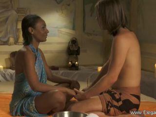 Beautiful massage from anal master dude