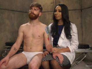 asian femdom whipping brunette girls porn | Dr. Honey Foxx and her GIGANTIC HARD cock | male sub