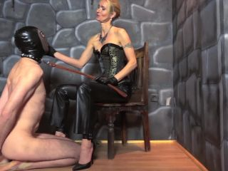 SADO LADIES - Empress Victoria - Worship My Stilettos Slave!!!
