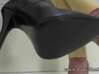 Riding Boots And Heels