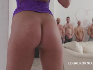 LegalPorno - Amirah Adara, George Lee, Neeo, Thomas Lee, Angelo - 7on1 DAP Gangbang with Amirah Adara Balls Deep Anal DAP GIO600  | gape | anal porn retro anal