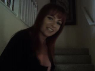 Kylie Ireland – Your cougar stepmom has missed your young college cock!!!