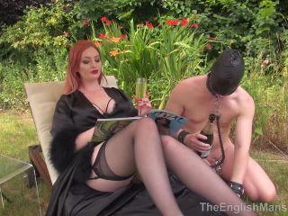 Garden Sex Servitude