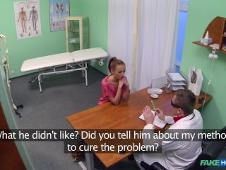 Patient Craves Doctor_