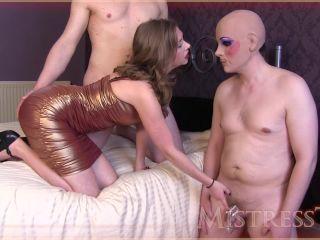Mistress T – Fetish Fuckery - Cuckold Sissy Creampie Cleaner!!!