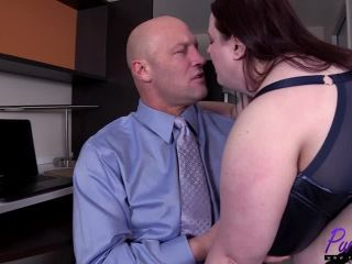 Becca Bunny - No More Work For You Mister! - Pure-BBW (SD 2020)
