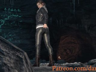 THE BORDER OF THE TOMB RAIDER