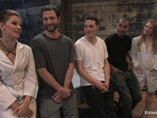 Three Slaveboys Milked!!!