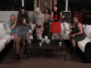 Lesbian Spank Inferno