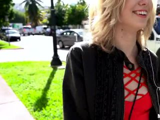 Haley Reed - Fuck Blonde Girl For Money  - haley reed - teen