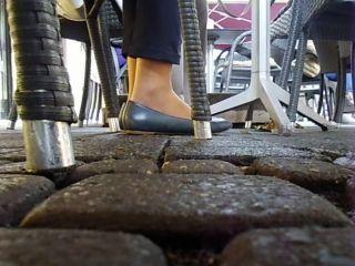 Nasty milf feet