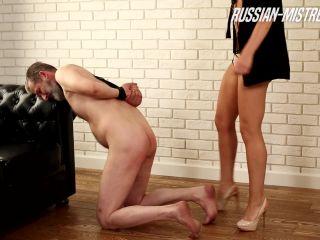 Online porn Russian-Mistress - Rebeca (1080 HD) - Foot Domination