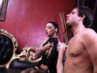 Chastity – Cybill Troy FemDom Anti-Sex League – CBT Sacrifice