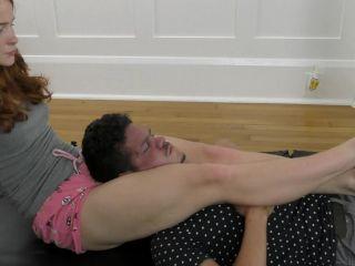 Online porn Reality Girls Scissors - Peach Puts Him Out (1080 HD) - Scissor