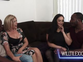 Swap it up starring sheena ryder and amber chase!