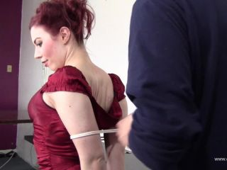 Tighly Bound Shiny Skirted Goodness Ludella Hahn