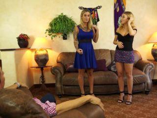 Kleio Valentien, Britney Amber - Kenny Kong Creampie Part 1