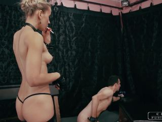 gigi allens femdom CRUEL PUNISHMENTS – SEVERE FEMDOM – Sadistic Mistress part1 –  Mistress Anette  – Unusual, Hard Caning, spanking f/m on fetish porn