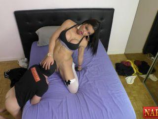 Online shemale video Dayra NAKAMURA part 4