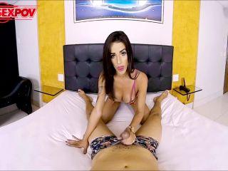 Pietra Radi - Pietra Radi Cum On Over! , submissive blowjob on shemale porn