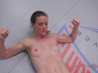 EvolvedFights – Sofie Marie vs Fluffy – Mixed Wrestling