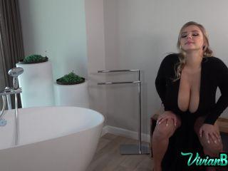 VivianBlush/3waSonnet - Vivian Blush - Perfect Busty Look  on solo female