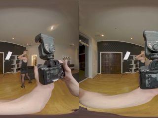 Nikki Vicious - Hold That Shot [VRBTrans / UltraHD 2K / 1920p / VR] | ultrahd 2k | shemale porn pono anal