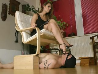 Online porn Lady Iveta - Even Good Enough As Footrest