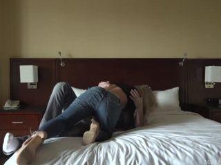 hot blonde makes Manuel Ferrara - Kate Kennedy, jules jordan on pov