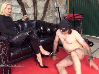 Empress Victoria - Luxury Heels Training - SadoLadies (HD 2020)