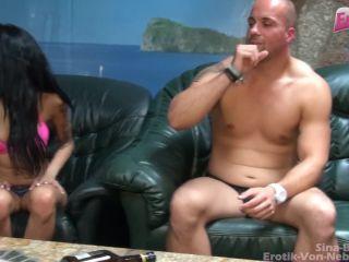 Deutsche Milf Hure mit Monster Titten fickt jungen Typen