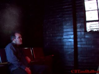 CBT and Ballbusting - Dahlia - An Exotic Dancer Takes Charge