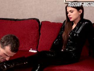 Online porn Russian-Mistress - Mistress Nicole Chance (1080 HD) - Boot Worship