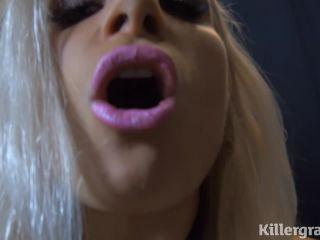 Sophie Anderson - Hot Blonde Cum Slut
