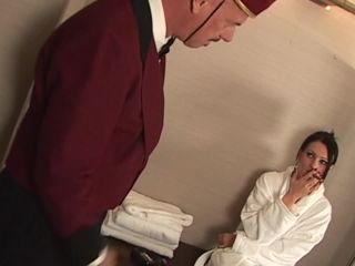 Julie Simone - Victoria Sinn - Hotel Boy Pt 1!!!