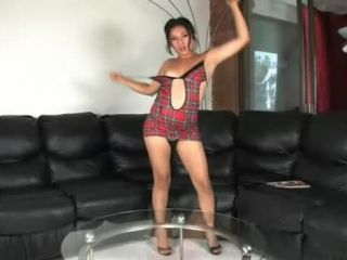 Online shemale video Samantha HD Videos
